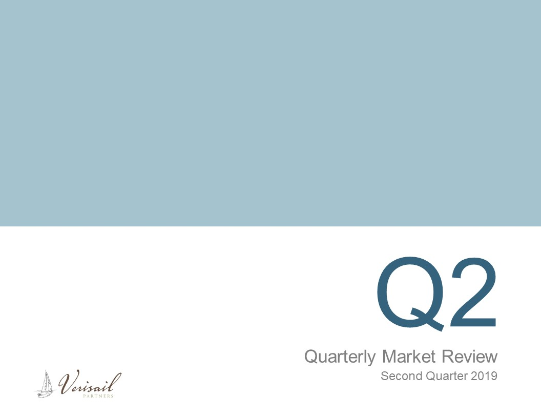 Quarterly Market Review (QMR) - Q2 2019 Cover