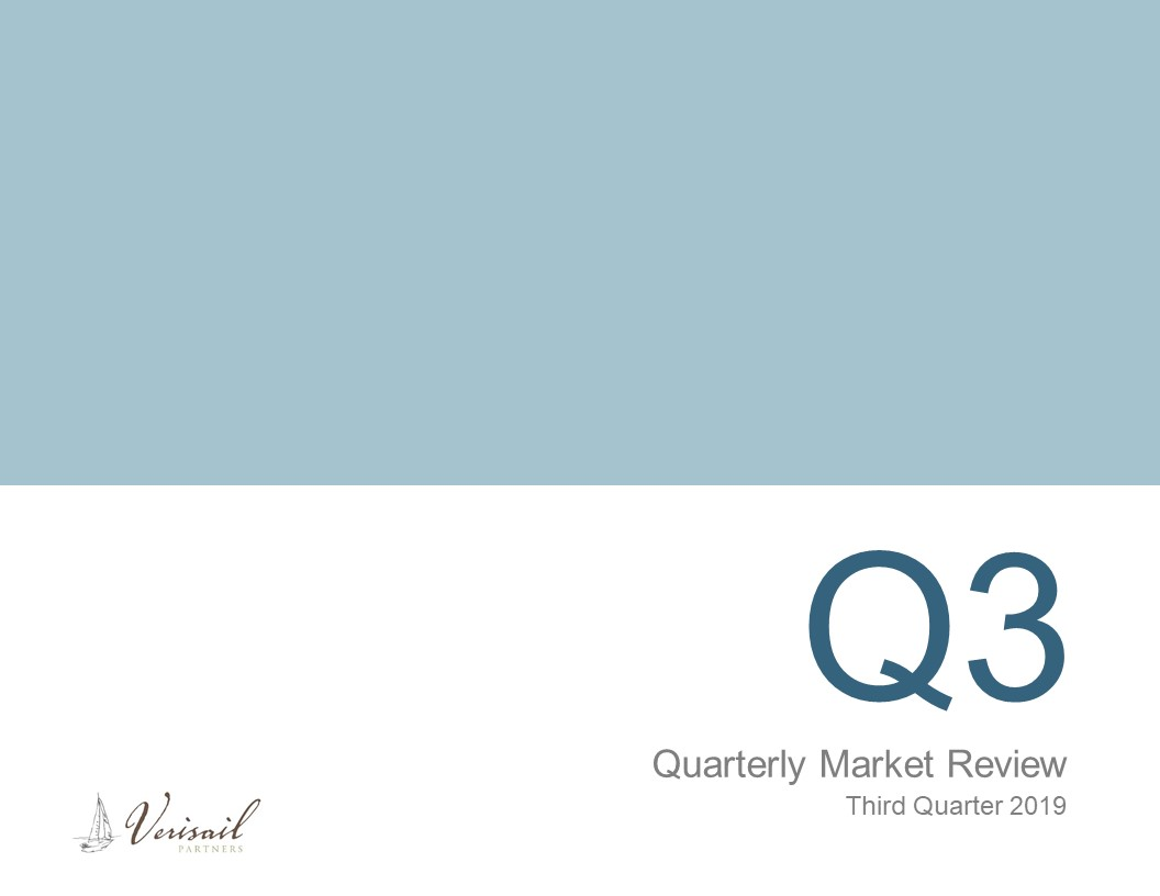 Quarterly Market Review (QMR) - Q3 2019 COVER ONLY